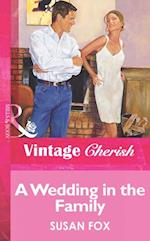 Wedding in the Family (Mills & Boon Vintage Cherish)