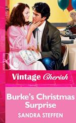 Burke's Christmas Surprise (Mills & Boon Vintage Cherish)