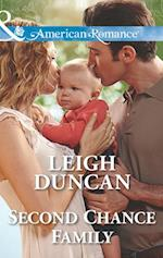 Second Chance Family (Mills & Boon American Romance) (Fatherhood, Book 44) af Leigh Duncan