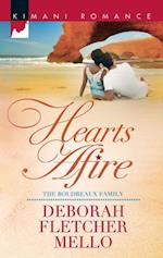Hearts Afire (Mills & Boon Kimani) (The Boudreaux Family, Book 5)
