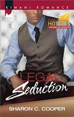 Legal Seduction (Mills & Boon Kimani) af Sharon C. Cooper