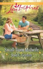 Small-Town Midwife (Mills & Boon Love Inspired) af Jean C. Gordon