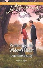 Protecting the Widow's Heart (Mills & Boon Love Inspired) (Home to Dover, Book 3) af Lorraine Beatty