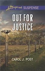 Out for Justice (Mills & Boon Love Inspired Suspense) af Carol J. Post