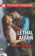 Lethal Affair af Jean Thomas