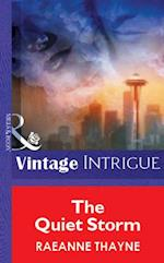 Quiet Storm (Mills & Boon Vintage Intrigue)