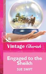 Engaged To The Sheikh (Mills & Boon Vintage Cherish) af Sue Swift