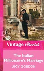 Italian Millionaire's Marriage