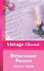 Bittersweet Passion (Mills & Boon Vintage Cherish) af Peggy Webb
