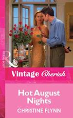 Hot August Nights (Mills & Boon Vintage Cherish)