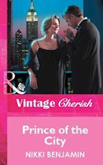 Prince Of The City (Mills & Boon Vintage Cherish)