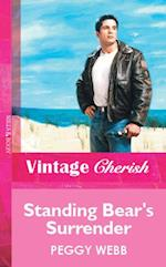 Standing Bear's Surrender (Mills & Boon Vintage Cherish)