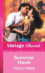 Summer Hawk (Mills & Boon Vintage Cherish)