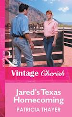 Jared's Texas Homecoming