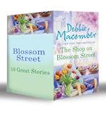 Blossom Street (Book 1-10): The Shop on Blossom Street / A Good Yarn / Susannah's Garden / Christmas Letters / The Perfect Christmas / Back on Blossom Street / Twenty Wishes / Summer on Blossom Street / Hannah's List / A Turn in the Road / Thursdays At Eight (Mills & Boon e-Book Collections) af Debbie Macomber