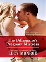 Billionaire's Pregnant Mistress (Mills & Boon M&B)