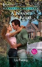 Nanny For Keeps (Mills & Boon Silhouette)