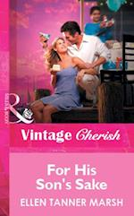 For His Son's Sake (Mills & Boon Vintage Cherish) af Ellen Tanner Marsh