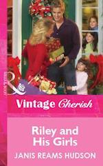 Riley and His Girls (Mills & Boon Vintage Cherish)
