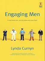 Engaging Men (Mills & Boon Silhouette) af Lynda Curnyn