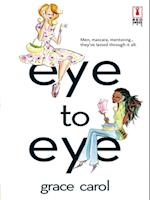 Eye to Eye (Mills & Boon Silhouette)