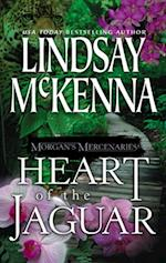 Morgan's Mercenaries: Heart of the Jaguar af Lindsay McKenna
