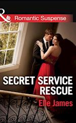 Secret Service Rescue af Elle James