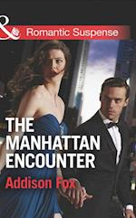 Manhattan Encounter (Mills & Boon Romantic Suspense) (House of Steele, Book 4) af Addison Fox
