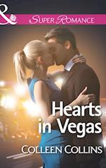 Hearts in Vegas af Colleen Collins