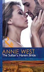 Sultan's Harem Bride (Mills & Boon Modern) (Desert Vows, Book 1)
