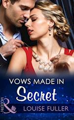 Vows Made in Secret (Mills & Boon Modern) af Louise Fuller