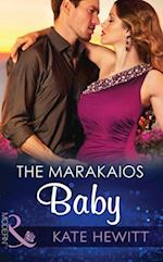 Marakaios Baby (Mills & Boon Modern) (The Marakaios Brides, Book 2)