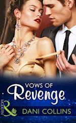 Vows of Revenge (Mills & Boon Modern)