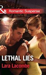 Lethal Lies (Mills & Boon Romantic Suspense)