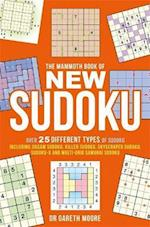 The Mammoth Book of New Sudoku af Gareth Moore