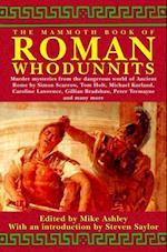 Mammoth Book of Roman Whodunnits (Mammoth Books)