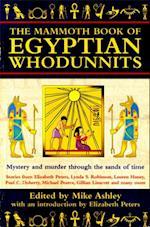 Mammoth Book of Egyptian Whodunnits (Mammoth Books)