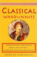 Mammoth Book of Classical Whodunnits (Mammoth Books)
