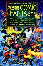 Mammoth Book of Awesome Comic Fantasy (Mammoth Books)