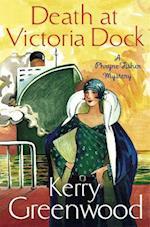Death at Victoria Dock af Kerry Greenwood