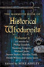 Mammoth Book of Historical Whodunnits Volume 2 (Mammoth Books)