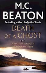 Death of a Ghost af M. C. Beaton