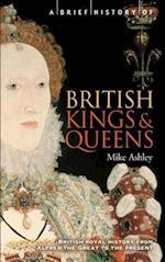 Brief History of British Kings & Queens (Brief Histories)