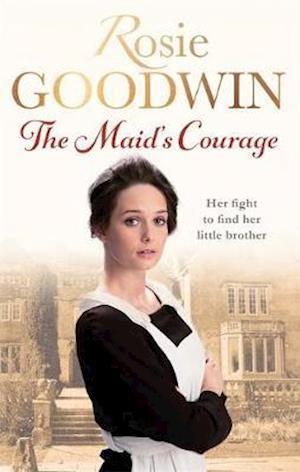 Bog, paperback The Maid's Courage af Rosie Goodwin