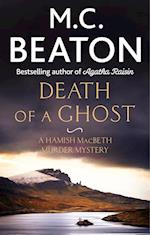 Death of a Ghost (The Hamish Macbeth)