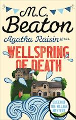 Agatha Raisin and the Wellspring of Death af M. C. Beaton