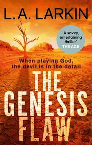 Bog, paperback The Genesis Flaw af L. A. Larkin