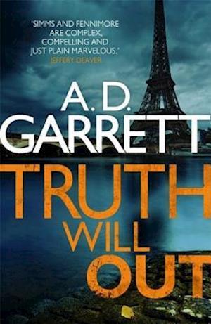 Bog, paperback The Truth Will Out af A. D. Garrett