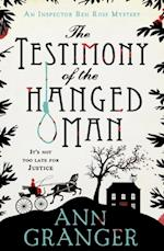 Testimony of the Hanged Man af Ann Granger