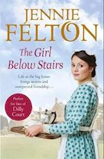 The Girl Below Stairs (The Families of Fairley Terrace, nr. 3)